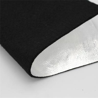 Aluminum carbon thermal barrier