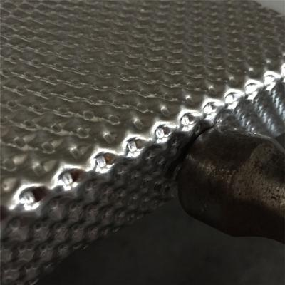 Embossed Alloy Heat Shield Sheet